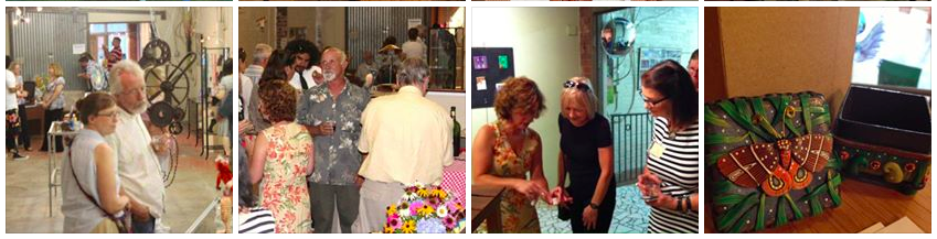 Artful Dimensions Gallery Docents